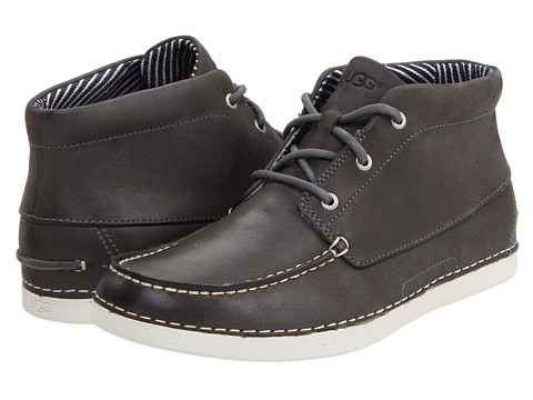 UGG - Kaldwell (Metal Leather) Men's Lace up casual Shoes