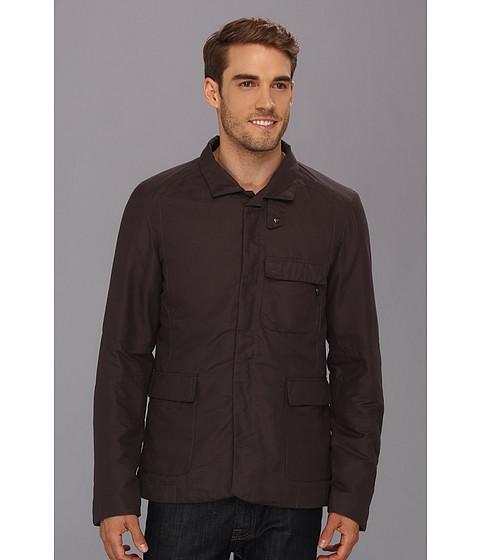NAU - M Uptown Down Blazer (Caviar) Men's Jacket