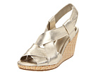 Cole Haan - Air Dinah Sandal (White Gold Metallic) - Cole Haan Shoes