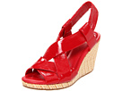 Cole Haan - Air Dinah Sandal (Tango Red Patent) - Footwear