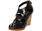 Cole Haan - Air Kimry OT Wedge (Black) - Cole Haan Shoes