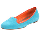 Cole Haan - Air Morgan Slipper Ballet (Caribbean Nubuck) - Cole Haan Shoes