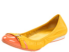 Cole Haan - Air Reesa Buckle Ballet (Sunflower/Melon Patent) - Cole Haan Shoes