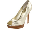 Cole Haan - Mariela Air OT Pump (Soft Gold Metallic) - Cole Haan Shoes