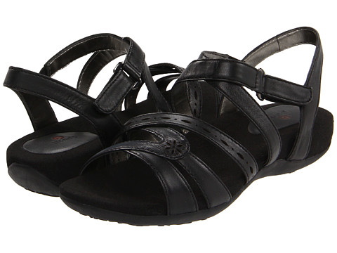Blondo - Zara (Black Caprice/Stiletto Dress Suede) Women's Sandals