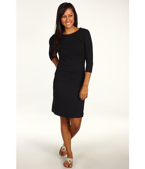 Toad&Co - Nixi Dress (Black) Women's Dress