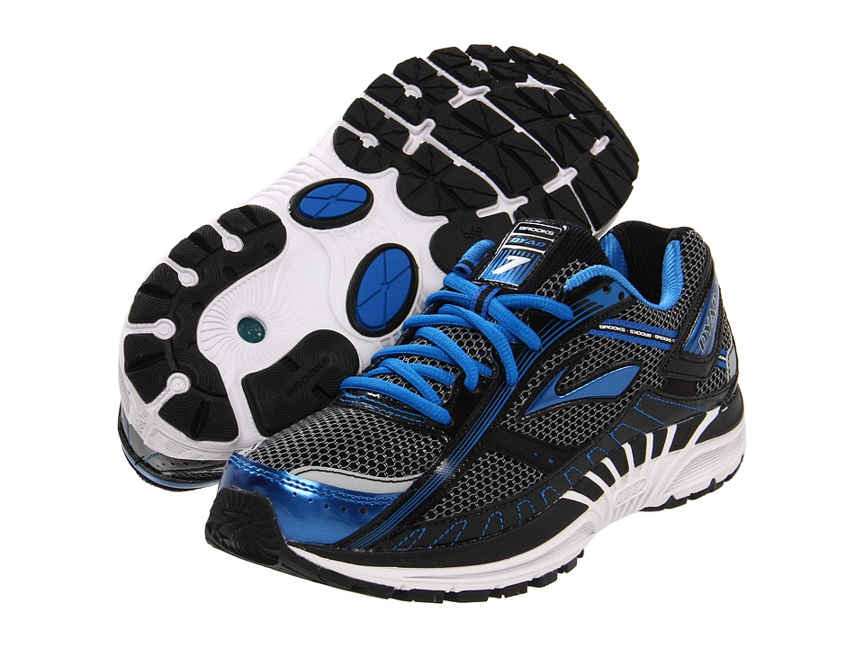 Brooks - Dyad 7 (Skydiver/Black/Silver) Men's Running Shoes