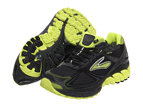 Brooks - Ghost GORE-TEX (Citron/Black/Anthracite) Women's Running Shoes