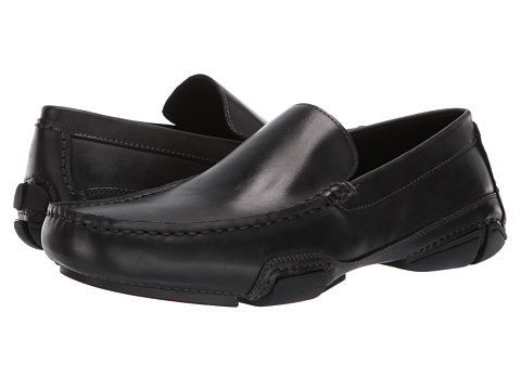 Kenneth Cole Unlisted - To Be Bold (Black) Men's Slip on Shoes