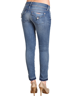 SALE! $143 - Save $77 on Hudson Collin Crop Skinny in Oceanside (Oceanside) Apparel - 35.00% OFF $220.00