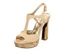 Fergie - Mirage (Beige Snake) - Footwear