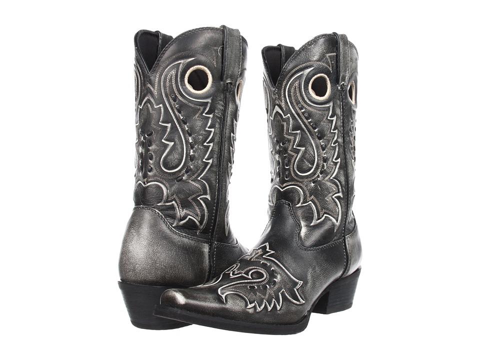 Durango - Gambler (Charcoal) Cowboy Boots