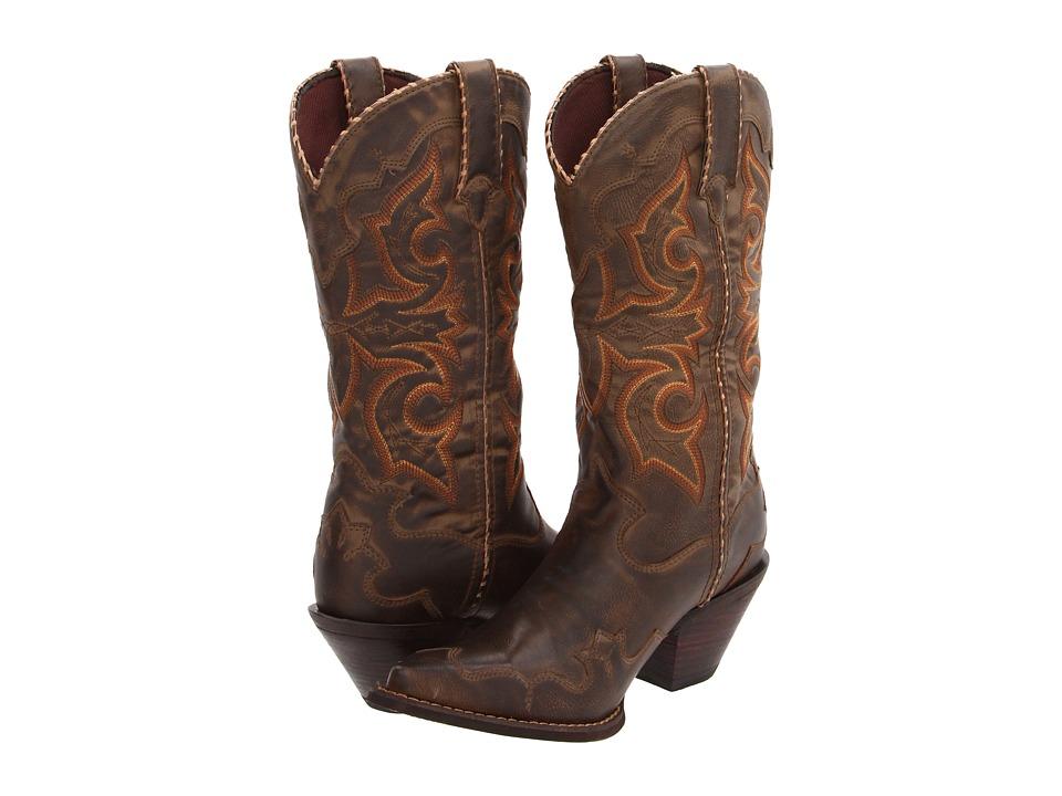 Durango - RD5512 (Saddle Tan) Cowboy Boots