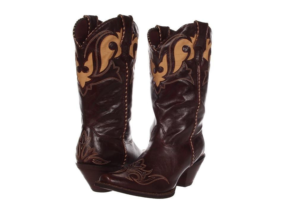 Durango - RD5523 (Dark Brown) Cowboy Boots