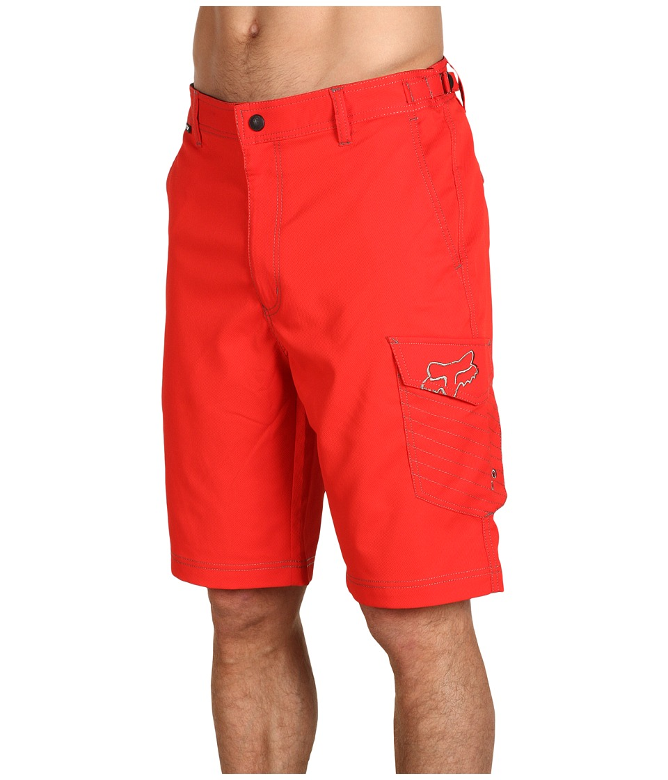 Fox - Hydrowave Boardshort/Walkshort Hybrid (Flame Red) Men's Shorts