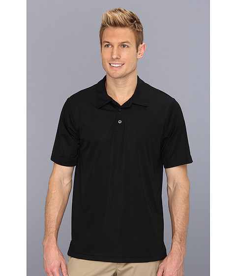 Oakley - Basic Polo Shirt (Black) Men's Short Sleeve Pullover