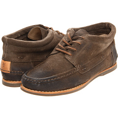 Frye Quincy Chukka (Fatigue Suede) Footwear