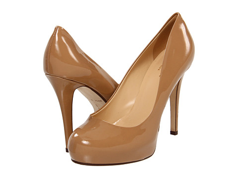 Kate Spade New York - Lori (New Camel Patent) High Heels
