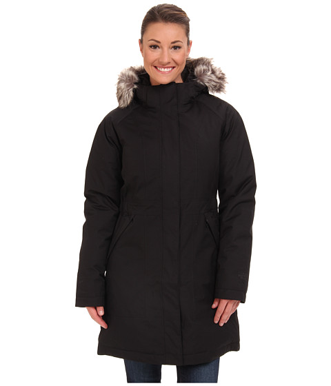 The North Face - Arctic Down Parka (TNF Black) Women's Coat