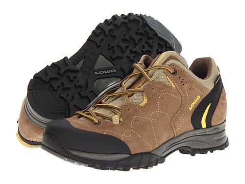 Lowa - Focus GTX Lo WS (Beige/Yellow) Women's Shoes