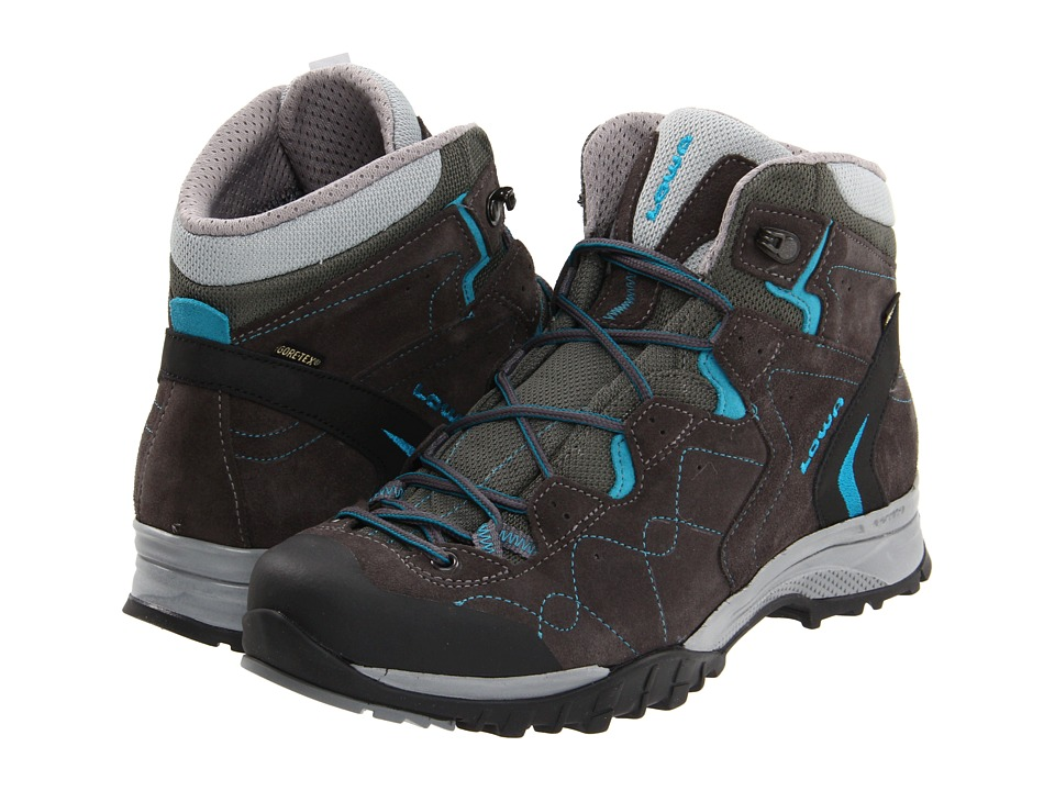 Lowa - Focus GTX QC WS (Anthracite/Turquoise) Women
