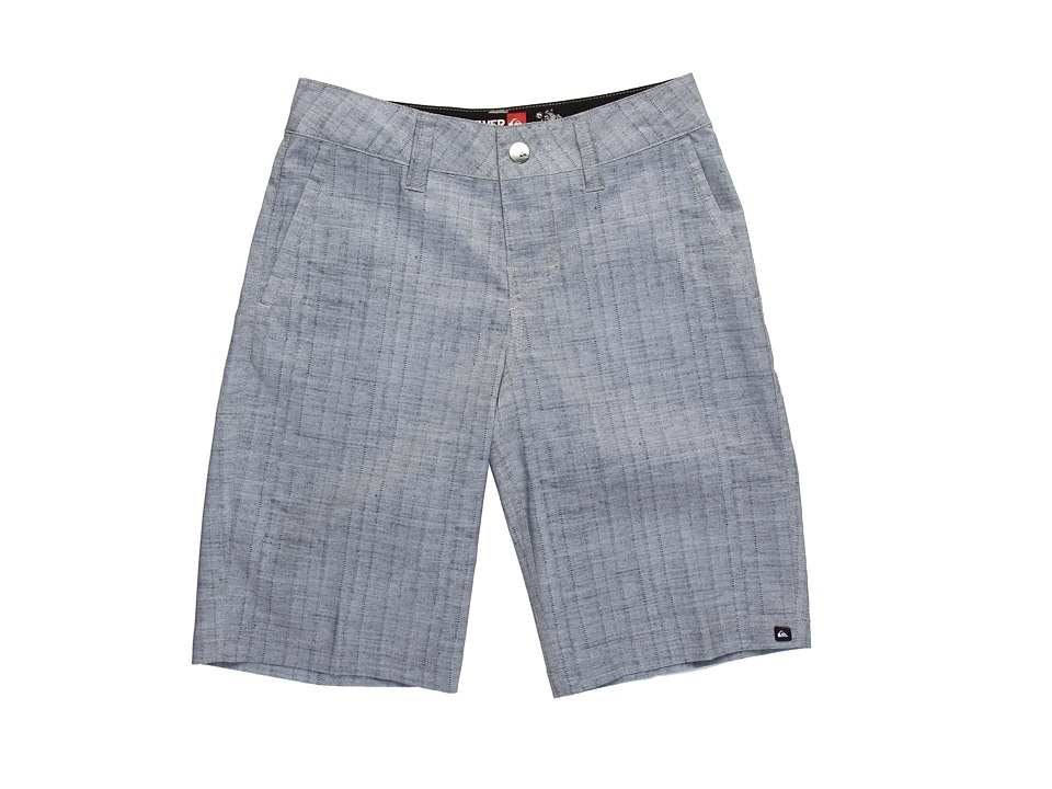 Quiksilver Kids Neolithic Shorts Boys Shorts (Gray)