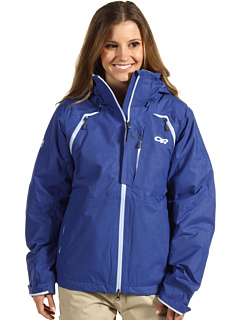 SALE! $271.81 - Save $153 on Outdoor Research Axcess Jacket (Sapphire) Apparel - 36.04% OFF $425.00
