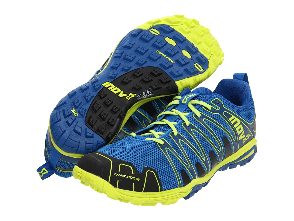 inov-8 - Trailroc 245 (Blue/Lime) Men