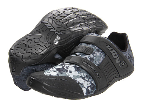 inov-8 - Bare-XF 260 (Kettle Camo/Grey) Athletic Shoes