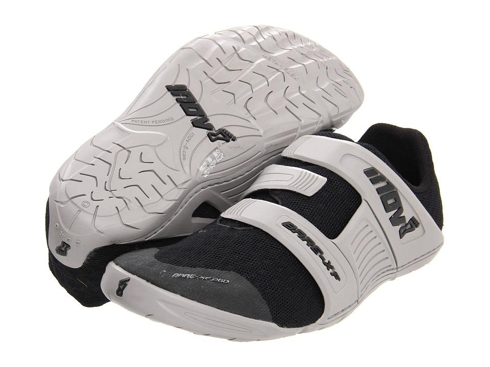 inov-8 - Bare-XF 260 (Grey/Raven) Athletic Shoes