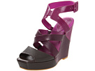 Juicy Couture - Melanie (Tmoro Marte Lizard Print / Dark Berry / Light Berry Marte Lizard) - Footwear