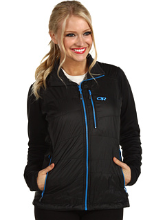 SALE! $104.06 - Save $46 on Outdoor Research Acetylene Jacket (Black) Apparel - 30.63% OFF $150.00