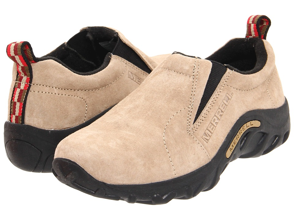 Merrell Kids - Jungle Moc (Toddler/Little Kid/Big Kid) (Classic Taupe) Kids Shoes