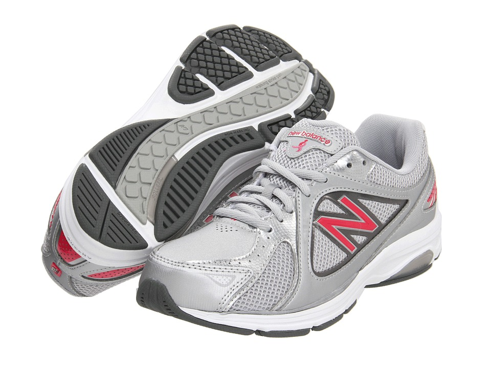 New Balance - WW847 (Komen Pink) Women's Walking Shoes
