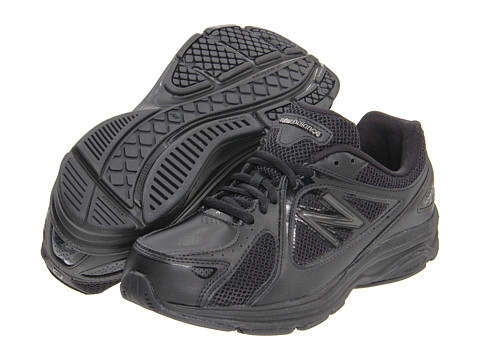 New Balance - WW847 (Black) Women's Walking Shoes