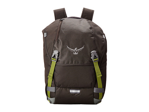 Osprey - FlapJack Pack (Black) Backpack Bags