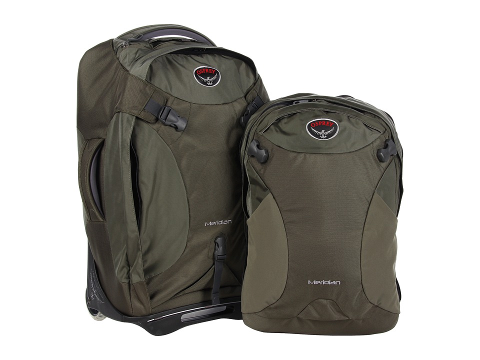 Osprey - Meridian 22/60L Pack (Patina Green) Carry on Luggage