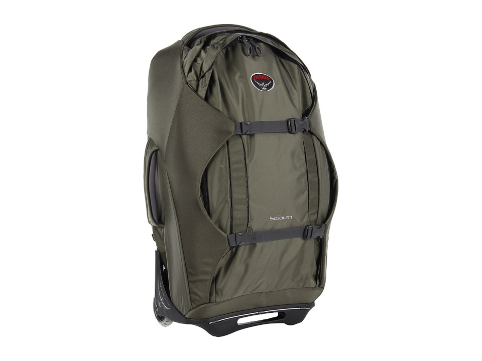 Osprey - Sojourn 25/60L Pack (Patina Green) Backpack Bags