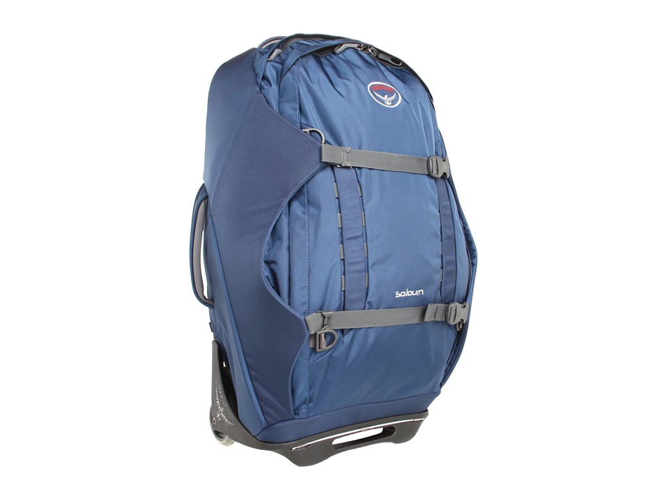 Osprey - Sojourn 25/60L Pack (Steel Blue) Backpack Bags