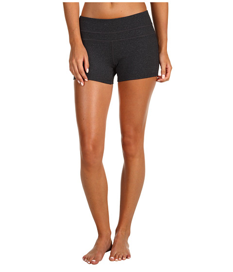 Prana - Audrey Short (Charcoal Heather) Women's Shorts