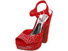 Naughty Monkey - Shine Star (Red) - Footwear