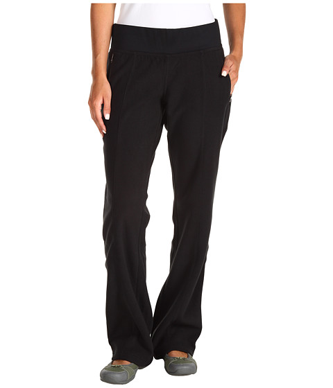 Columbia - Fast Trek Pant (Black) Women's Clothing