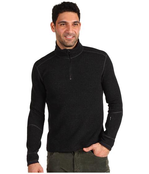 Prana - Trask Sweater (Charcoal) Men