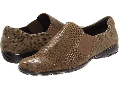 Vaneli - Anemone (Taupe) Women's Slip on Shoes