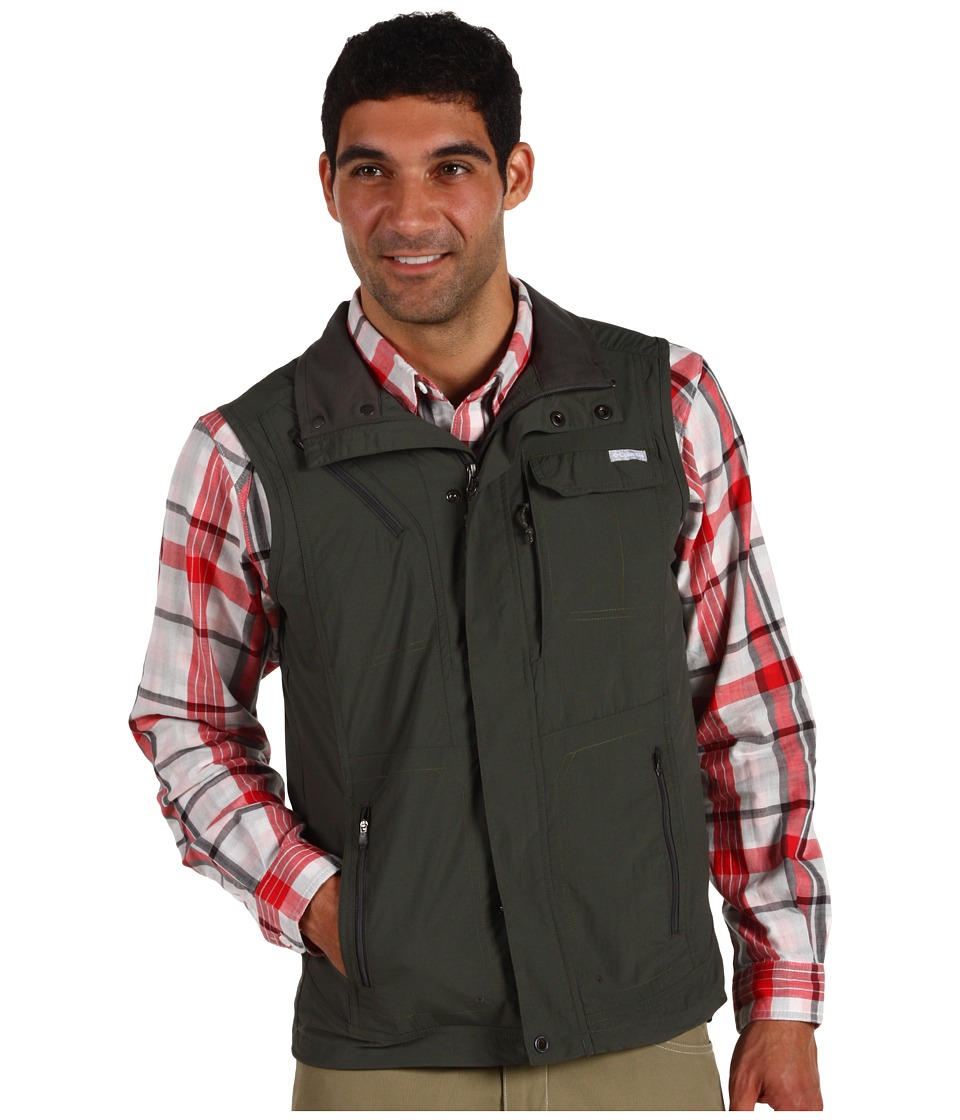 Columbia - Silver Ridge Vest (Gravel) Men's Vest