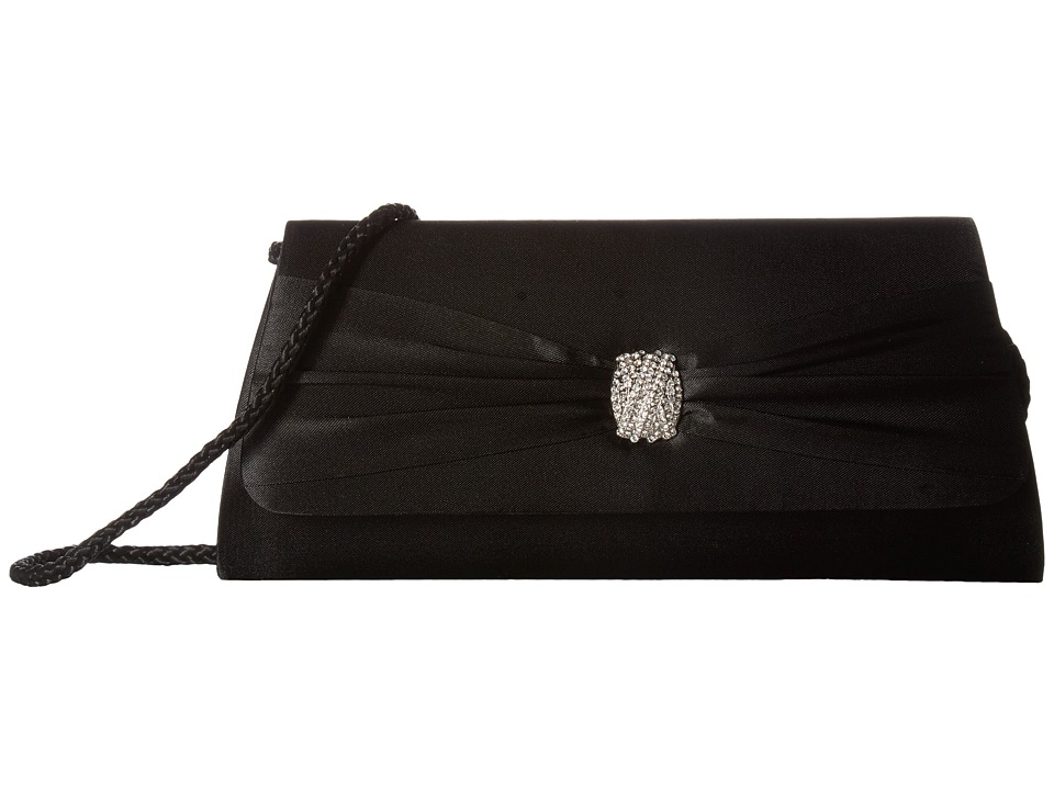 Touch Ups - Brandy (Black) Evening Handbags