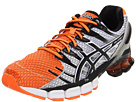 ASICS - GEL-Kinsei 4 (Neon Orange/Black/White) - Footwear