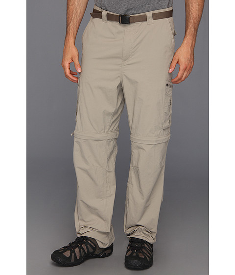 Columbia - Silver Ridge Convertible Pant (36-50) (Tusk) Men's Casual Pants