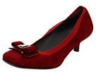 Stuart Weitzman - Bobo (Scarlet Suede) - Footwear