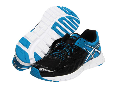 ASICS - GEL-Lyte33 (Onyx/White/Ocean Blue) Women